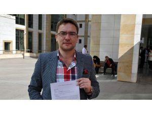 Antalya'da AK Parti'den Kılıçdaroğlu'na Hakaret Davası