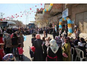 Haliliye Belediyesi, Kadınlar Günü'nde Kadın Destek Merkezi Açtı