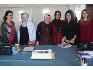 Başkan Çayır Kadınları Unutmadı