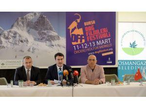 Bursa'da Dağ Filmleri Festivali başlıyor