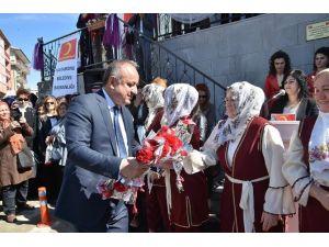 Hüma Hatun Konağı Törenle Açıldı