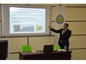 Harran Üniversitesinde Bitkilerdeki Sanatı İlahi Konferansı Düzenlendi
