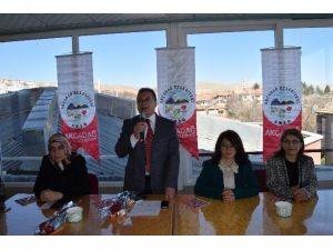 Başkan Kazgan, Kadınlarla Kahvaltıda Bir Araya Geldi