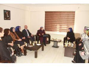 Başkan Başsoy'dan Kadın Meclisine Ziyaret