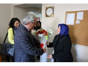 Erzincan Kadın Meclisi Ziyaretçilerini Ağırladı