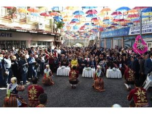 Tarihi Siptilli Çarşısı Açıldı