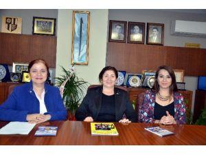 Ayto Ve İşkad, 8 Mart Dünya Kadınlar Gününü Kutladı