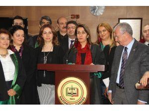 Gaziantep Barosundan 8 Mart Kadınlar Günü Kutlaması