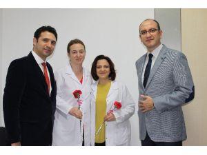 Özel Adatıp Hastanesi'nde 8 Mart Dünya Kadınlar Günü Kutlaması