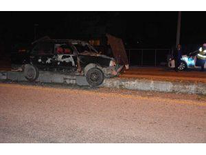 Ortaca'da Trafik Kazası; 1 Ağır Yaralı