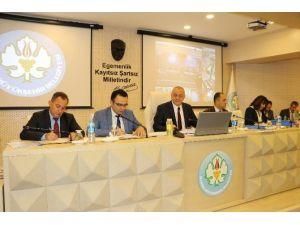 Büyükşehir Meclisi'nde 1. Oturum Tamamlandı