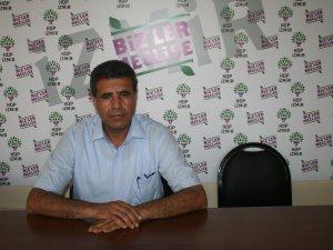 HDP İzmir İl Başkanı Uğur gözaltında