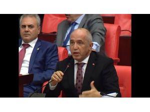 Meclisteki Tartışma MHP Safında İstifaya Yol Açtı