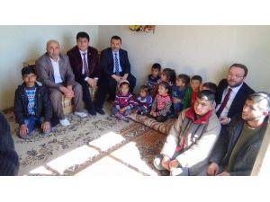 Yozgat'ta Kardeş Aile Projesiyle Sığınmacılara Daha İyi Bir Yaşam Olanağı Sağlanıyor