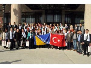Bosnalı Savaş Mağduru Kadınlar Keçiören'de
