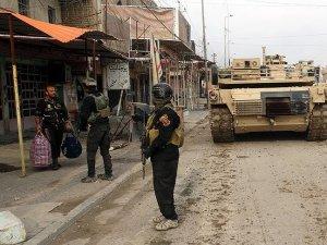 Irak'ın Zenkura bölgesi DAEŞ'ten kurtarıldı