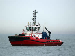 Med Marine DP WORLD YARIMCA  adlı römorkörü İzmit Körfezi'nde hizmete alıyor