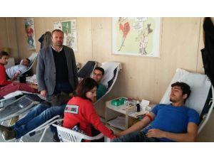 Terör, Kan Bağışını Da Etkiledi
