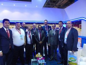GSO Unlu Mamuller İhracat Takımı Dubai'de