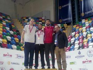 ADÜ Öğrencisi, Balkan Şampiyonasından Madalya İle Döndü