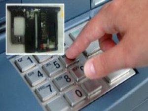 ATM'den Para Çekerken Farklı Bir Cihaz Varsa Aman Dikkat!