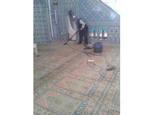 Kepez Belediyesi'nden 200 Camiye Detaylı Temizlik