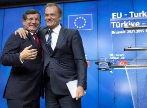 Türkiye-AB Zirvesi Almanya'da Gündem Oldu: AB Şantaja Boyun Eğiyor