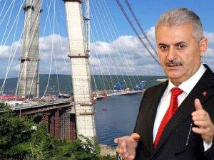 Binali Yıldırım 3. Köprünün Kaç Yılda Parasını Çıkaracağını Hesapladı