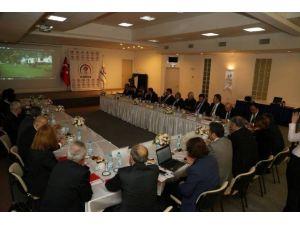 İzmirli Girişimciler Kayseri Serbest Bölgesi'ne Geliyor