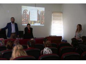 Halfeti'de Girişimcilik Kursları Açıldı