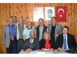Yükser, yeniden Vatan Partisi Manavgat İlçe Başkanı oldu
