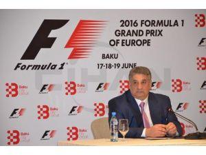 Azerbaycan, F1'de bilet satışından 2,5 milyon dolar kazanacak