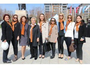 Girişimci Kadınlardan Kent Konseyi'ne Destek
