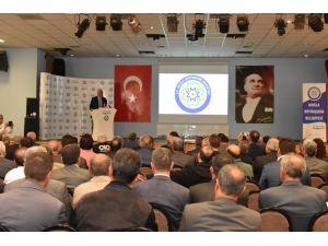 Muğla Büyükşehir Belediyesi Milas'ta hizmetlerini anlattı