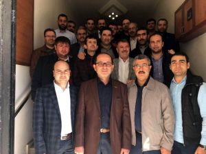 MÜSİAD Kilis Şubesi Üyeleri Mina Group A.ş. Kurdu