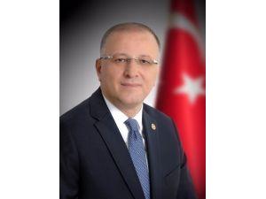 Nejat Koçer Türkiye-filistin Dostluk Grubu Genel Sekreterliği Görevine Seçildi