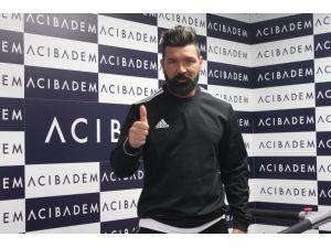Kayserispor'un yeni hocası Hakan Kutlu sağlık kontrolünden geçti