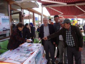 Toplum Sağlığı Merkezi Böbrek Hastalıklarına Dikkat Çekti