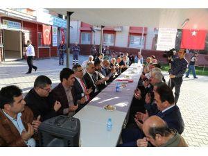 Yüreğir'e 15'inci Taziye Evi Açıldı
