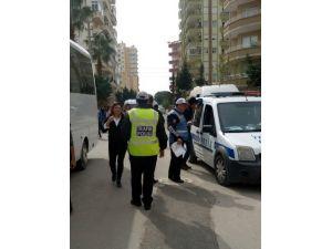 Zabıta Ve Trafik Polisinden Öğrenci Servislerine Denetim