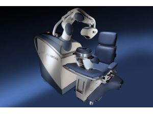 Saç naklinde robotik cerrahi yöntemi
