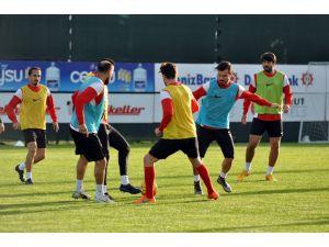 Antalyaspor, Bursa mesaisine başladı