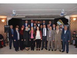 AK Parti Safranbolu İlçe Başkanlığı Yeni Yönetim Kurulu Üyelerini Tanıttı