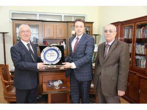 Sinanpaşa Belediye Başkanından İhlas Vakfına Ziyaret