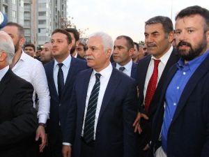 """MHP'li Koray Aydın: """"Bu Bir İktidar Yürüyüşüdür"""""""