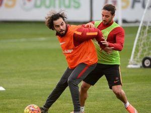 Galatasaray, iki gün sonra top başı yaptı