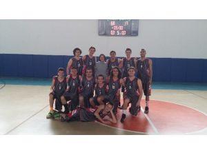 Babaeski Liseler Arası Basketbol Turnuvası Sona Erdi