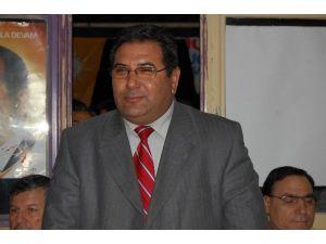 AK Parti Silifke İlçe Başkanı Mustafa Çetin Oldu