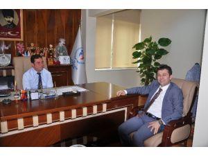 Cimnastik Federasyonu Başkanı Çelen Adana'da