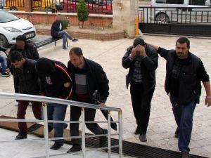 Didim'deki Mülteci Faciasında Adliyeye Sevk Edilen 5 Şüpheliden 4'ü Tutuklandı